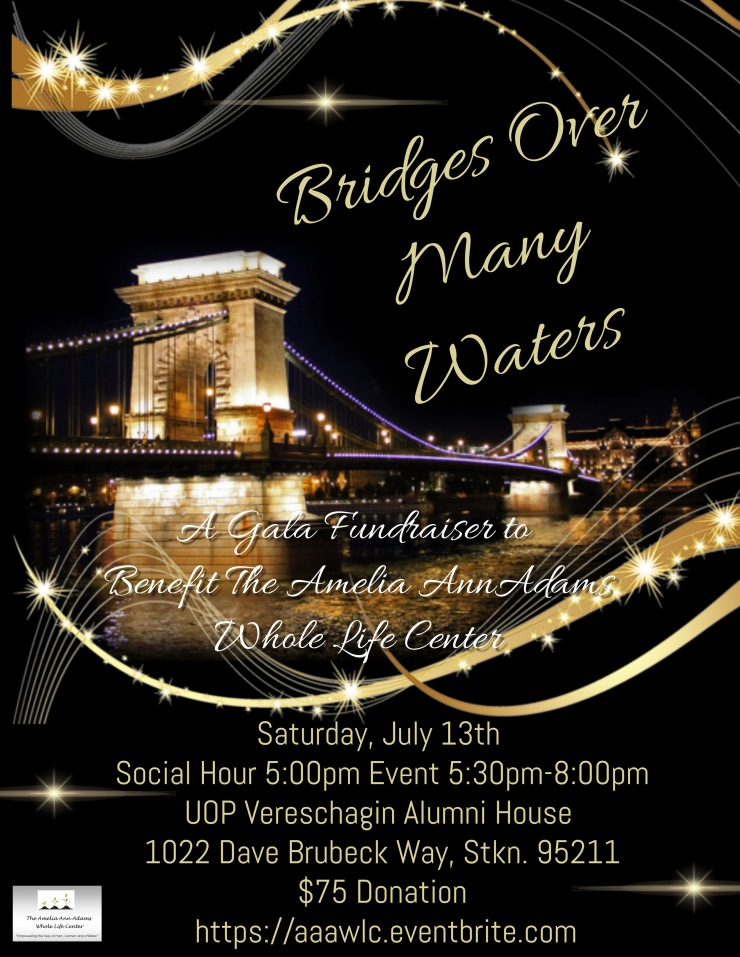 2nd Annual Bridges Over Many Waters Gala Fundraiser